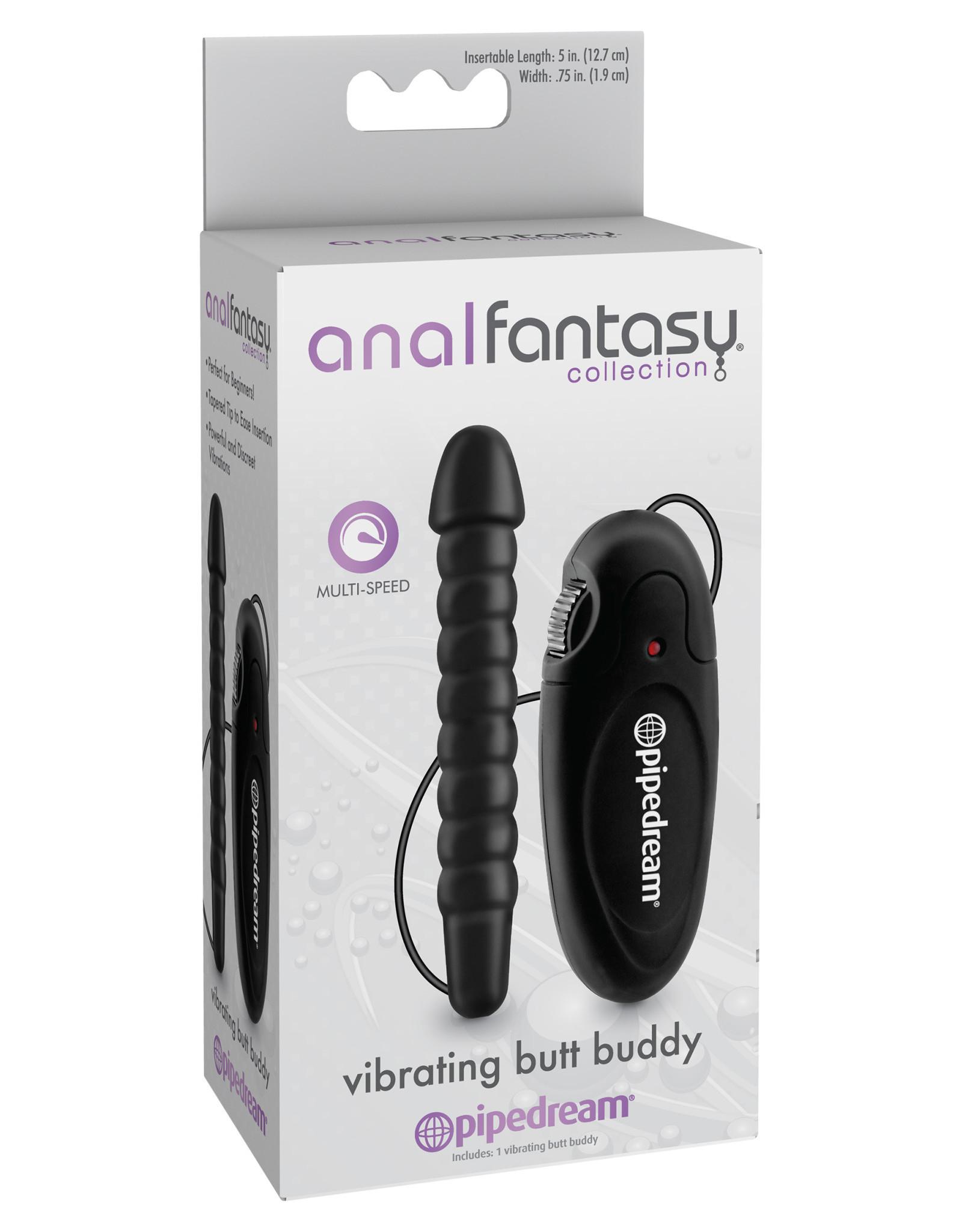Anal Fantasy ANAL FANTASY  VIBRATING BUTT BUDDY