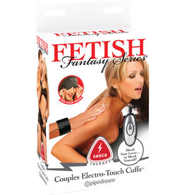 FETISH FANTASY FETISH FANTASY SHOCK THERAPY ELECTRO TOUCH CUFFS