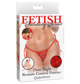 FETISH FANTASY PANTY, FF, DATE NIGHT REMOTE CONTROL