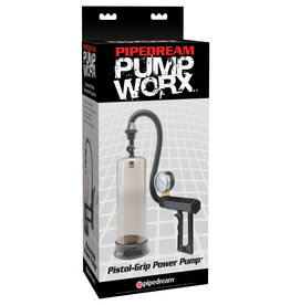 PUMP WORX PUMP WORX PISTOL GRIP, POWER PUMP