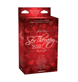 PIPEDREAM PRODUCTS KIT, SEX THERAPY KIT FOR LOVERS