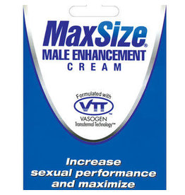 MD SCIENCE LABS MAX SIZE CREAM