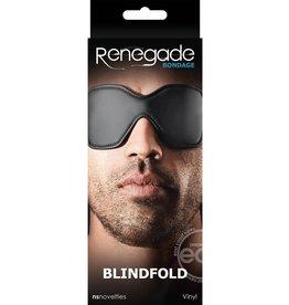 Renegade RENEGADE BONDAGE VINLY BLINDFOLD
