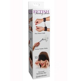 Pipedream Products, Inc. FETISH FANTASY SENSUAL SEDUCTION KIT
