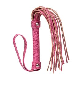 CalExotics TICKLE ME PINK FLOGGER WHIP