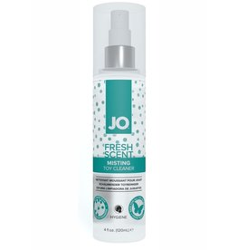 SYSTEM JO Jo Misting Toy Cleaner Fresh Scent 4 Ounce Spray