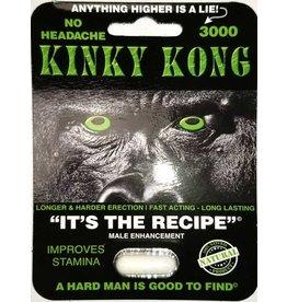 KINKY KONG  3000MG SINGLE