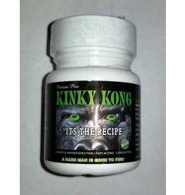 KINKY KONG  3000MG BOTTLE 6 COUNT
