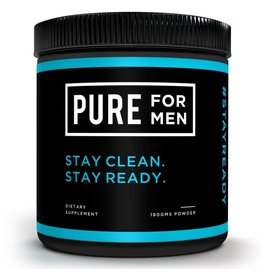 PURE FOR MEN PURE FOR MEN POWDER 180 GRAMS