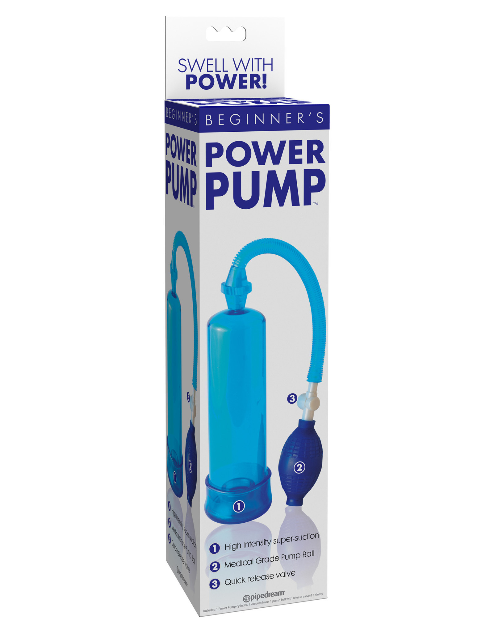 PIPEDREAM PRODUCTS BEGINNERS POWER PUMP