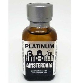 HEAD CLEANER LRG AMSTERDAM PLATINUM