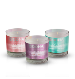 DONA DONA SCENTED MASSAGE CANDLE
