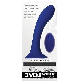 EVOLVED NOVELTIES EVOLVED BLUE DREAM W/ REMOTE