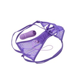 CalExotics PANTY, FANTASY FOR HER, CHEEKY THRILL
