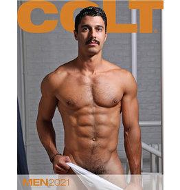 COLT STUDIOS 2021 COLT MEN CALENDAR