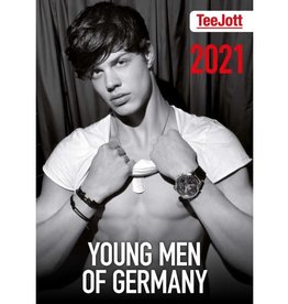 2021 YOUNG MEN OF GERMANY CALENDAR