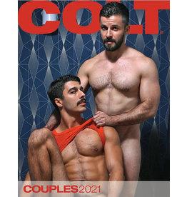 COLT STUDIOS 2021 COLT COUPLES CALENDAR