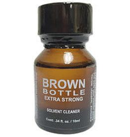 BROWN BOTTLE HEAD CLEANER SM BROWN BOTTLE