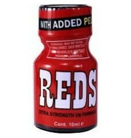 REDS HEAD CLEANER SM REDS