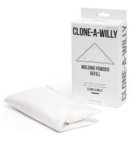 CLONE-A-WILLY CLONE A WILLY MOLDING POWDER REFILL 3.3 OZ