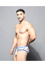 ANDREW CHRISTIAN ANDREW CHRISTIAN PRIDE LIPS BUBBLE BUTT JOCK W/ ALMOST NAKED