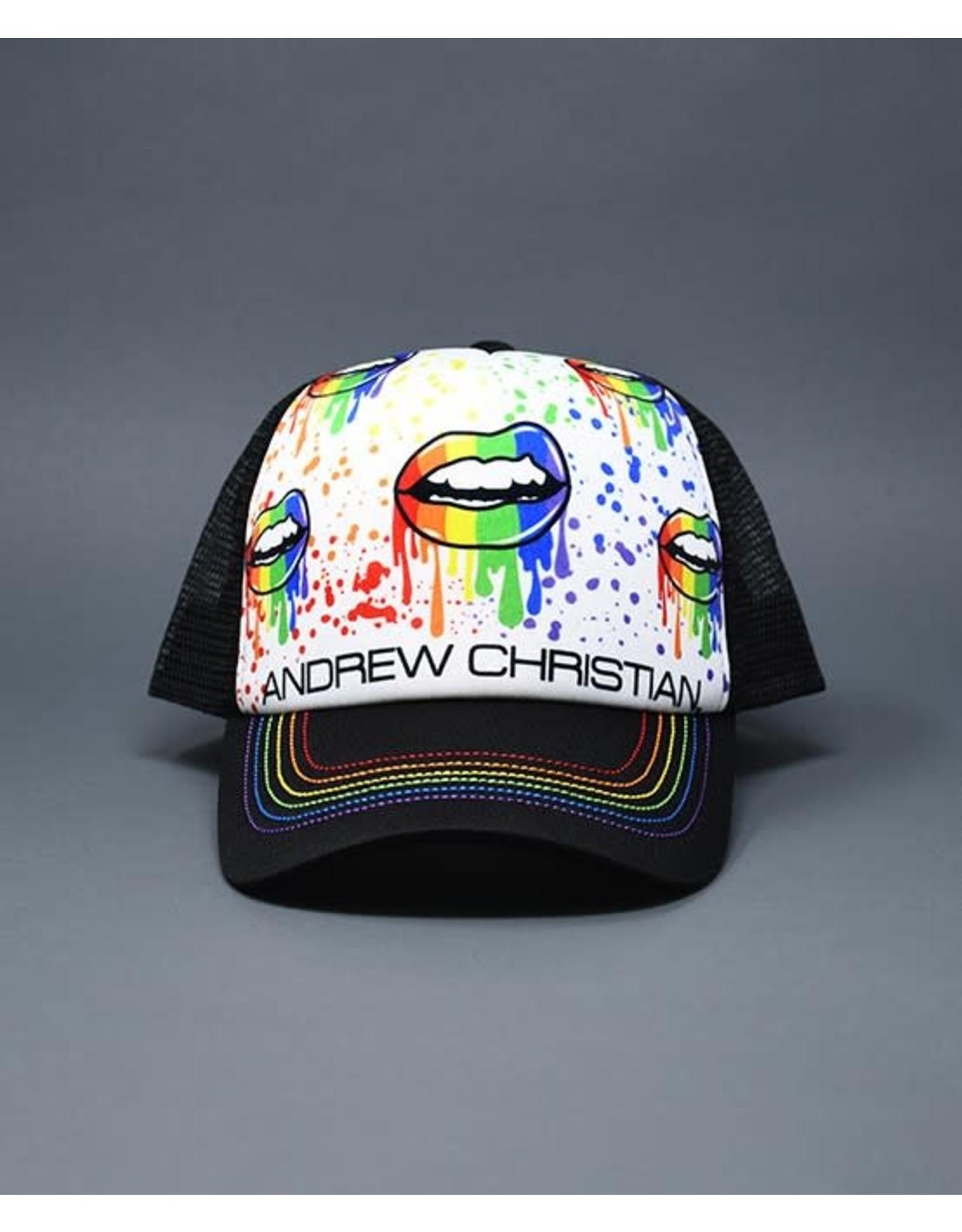 ANDREW CHRISTIAN PRIDE LIPS CAP