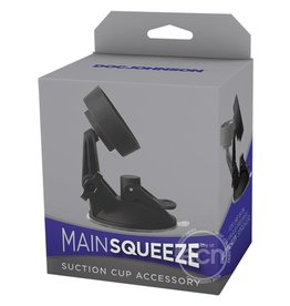 Doc Johnson MAIN SQUEEZE SUCTION CUP ACCESSORY