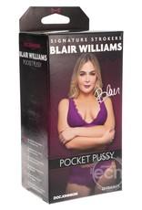 Doc Johnson BLAIR WILLIAMS POCKET PUSSY