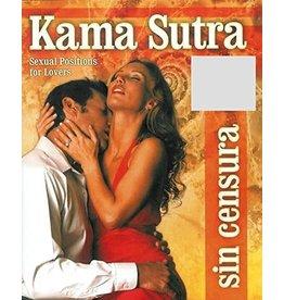 KAMA SUTRA SIN CENSURA (BOOK & VHS COMB