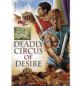 BRUNO GMUNDER VERLAG DEADLY CIRCUS OF DESIRE