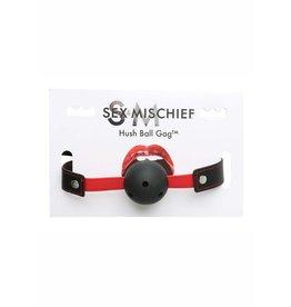 SPORTSHEETS S&M MISCHIEF HUSH BALL GAG