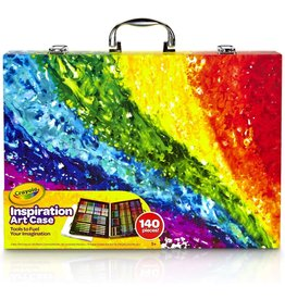CRAYOLA CRAYOLA INSPIRATION ART CASE
