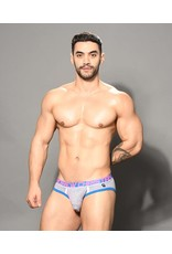 ANDREW CHRISTIAN ANDREW CHRISTIAN FLY TAGLESS BRIEF W/ ALMOST NAKED