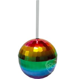 PIPEDREAM PRODUCTS DISCO CUP 12oz,RAINBOW