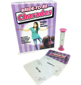 PIPEDREAM PRODUCTS BRIDE TO BE CHARADES