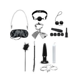 PIPEDREAM PRODUCTS FETISH FANTASY SERIES ULTIMATE BONDAGE KIT