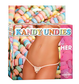 PIPEDREAM PRODUCTS KANDIES UNDIES FOR HER