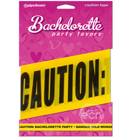 PIPEDREAM PRODUCTS BACHELORETTE, CAUTION TAPE 20 FT