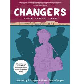 CHANGERS, BOOK THREE : KIM