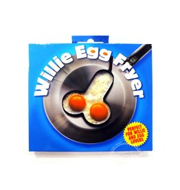 Hott Products Willy Egg Fryer