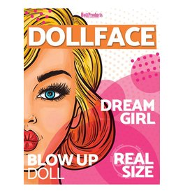 Hott Products DOLL FACE DREAM GIRL