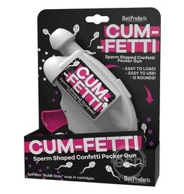 Hott Products CUMFETTI GUN