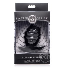 XR Brands MASTER SERIES SILICONE HIVE TUNNEL