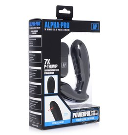 XR Brands ALPHA PRO 7X P THUMP