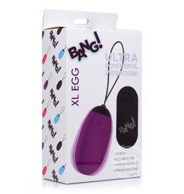 XR Brands BANG XL VIBE EGG PURPLE