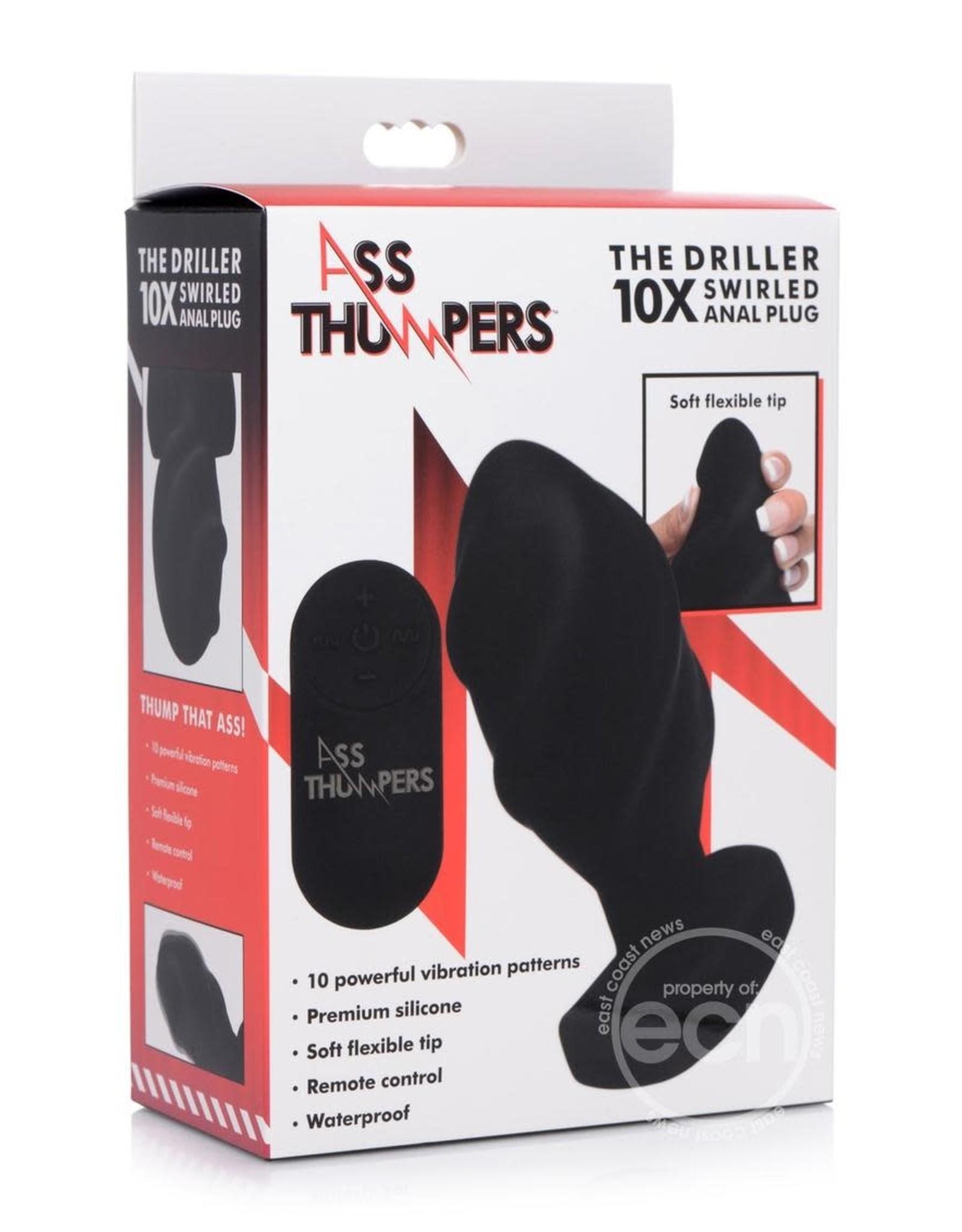 XR Brands ASS THUMPERS THE DRILLER