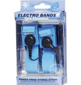 XR Brands ZEUS ELECTRO BANDS PENIS STIMULATION