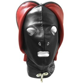 ROUGE GARMENTS HOOD, ROUGE, FLY TRAP, BLK/RED