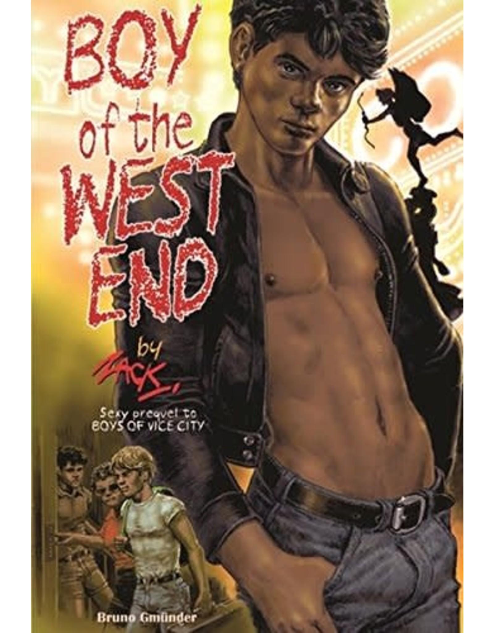 BRUNO GMUNDER VERLAG BOY OF THE WEST END