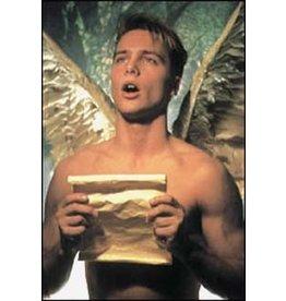 X-MAS CARD LORENZO'S ANGEL